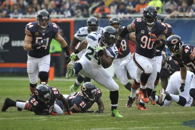 Seahawks vs. Bears: Seattle's Biggest Winners and Losers from Week 13