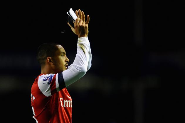 Liverpool Transfers: 5 Reasons Theo Walcott Is a Viable Reds Option in January