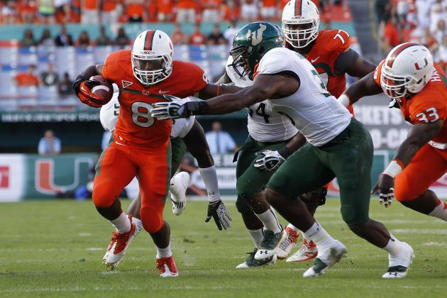 Miami Football: 8 Reasons the Canes Will Win 10 Games in 2013