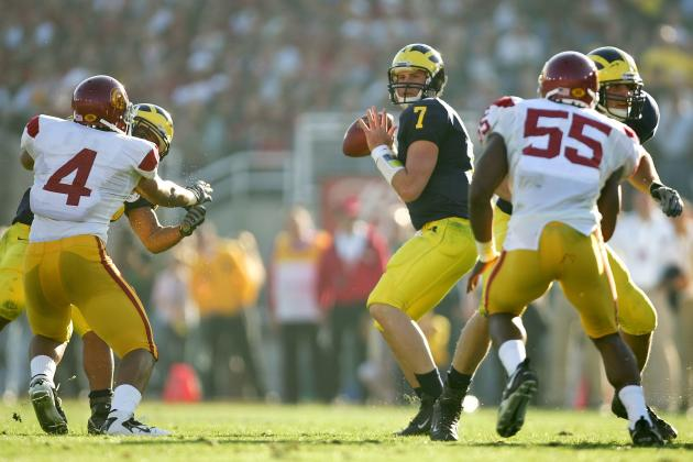 Michigan Football: 5 Reasons the Wolverines Will Play in Rose Bowl Next Season