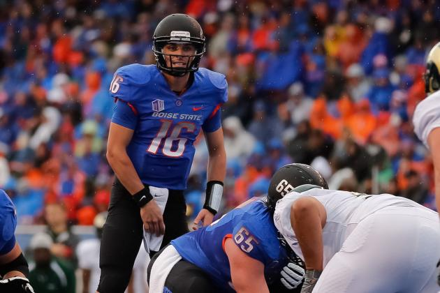 Boise State Football: 4 Reasons Nick Patti Will Start at QB in 2013