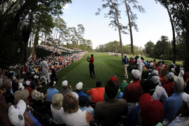 4 Reasons Tiger Woods Is the Masters Favorite in 2013