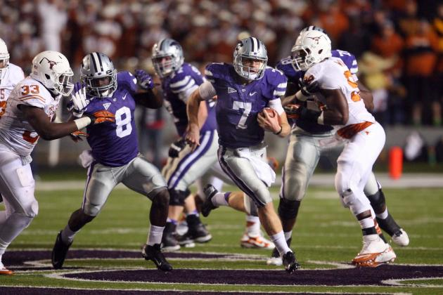 Texas Football: Winners & Losers from the Loss vs. Kansas State