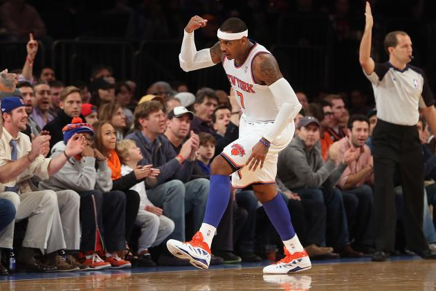 Definitive Blueprint for a New York Knicks NBA Title