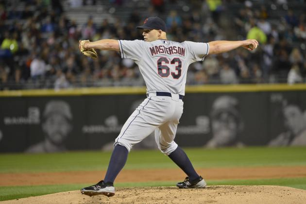 MLB: 7 Available Starting Pitchers to Complete the Ideal 2013 Indians Rotation
