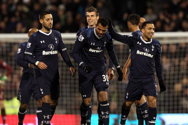 Tottenham vs. Fulham: 5 Things to Take Away from Spurs' 3-0 Victory