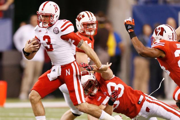 Big Ten Football: Power Ranking the Top 10 Plays of 2012