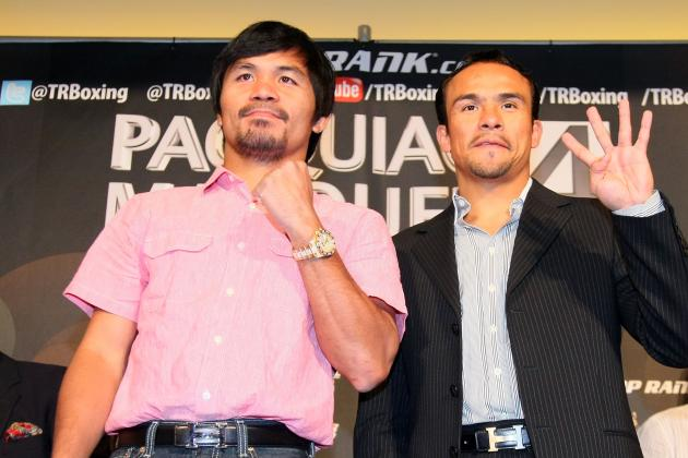 Juan Manuel Marquez: Complete Blueprint to Beating Manny Pacquiao