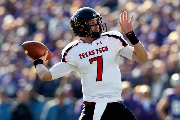Meineke Car Care Bowl 2012: Texas Tech vs. Minnesota TV Info and Predictions