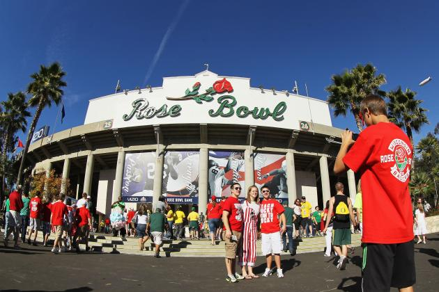 Rose Bowl 2013: Stanford vs. Wisconsin TV Info, Predictions and More