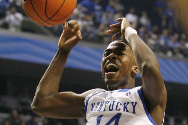 Kentucky Basketball: The 10 Best Dunks in Wildcats' History