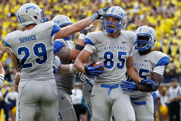 Armed Forces Bowl 2012: Air Force vs. Rice TV Info, Predictions and More