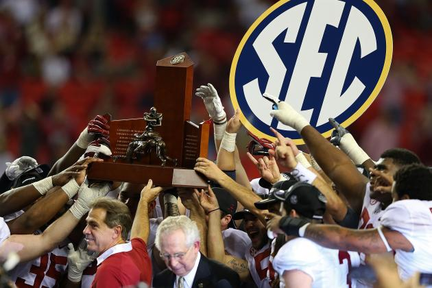 Alabama Football: Winners and Losers from the 2012 SEC Championship
