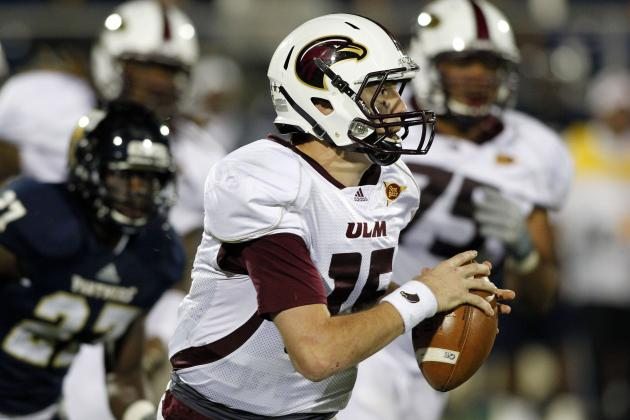 Independence Bowl 2012: Ohio vs. Louisiana-Monroe TV Info, Predictions, and More