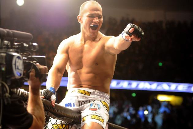 UFC: 5 Reasons to Be Excited for a Very Active December
