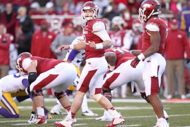 Arkansas Football: 5 Underclassmen Who Will Emerge as Stars in 2013