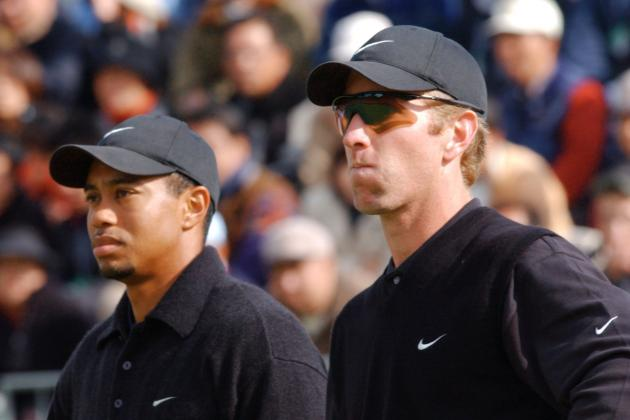 Ranking the Worst Men's Golfers to Earn the No. 1 World Ranking