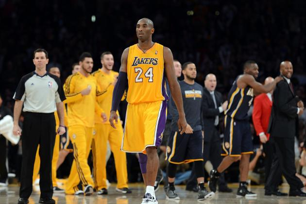 L.A. Lakers Player Power Rankings Based on November Performance