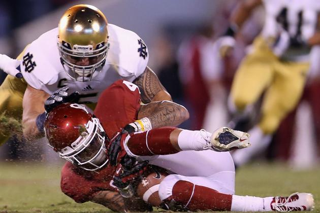 Notre Dame Football: Why 2012 Irish Are Better Than Charlie Weis' BCS Teams