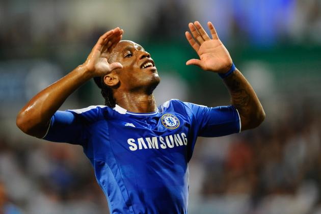 Chelsea Transfers: Pros and Cons of Potential Striker Targets at Stamford Bridge