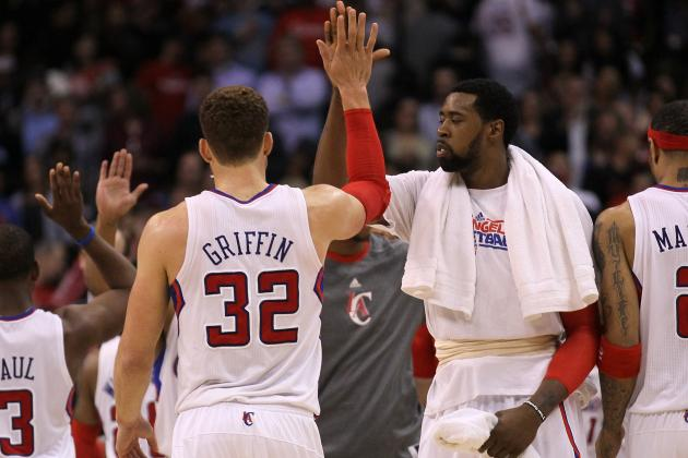Realistic Expectations for the L.A. Clippers' Blake Griffin and DeAndre Jordan