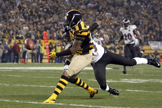Drops Will Cost Mike Wallace Steelers Gig, but Who Could Add Him in Free Agency?