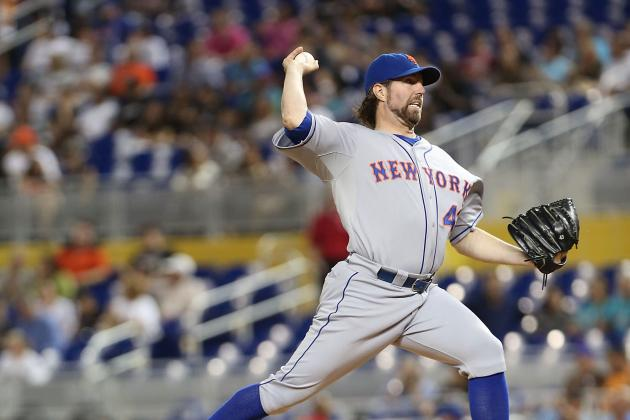 MLB Trade Rumors: 5 Teams That Should Go Hard After R.A. Dickey