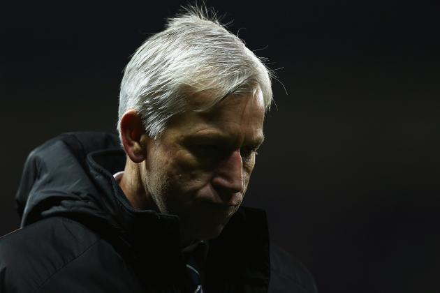 Newcastle United: 5 Things Alan Pardew Is Getting Wrong