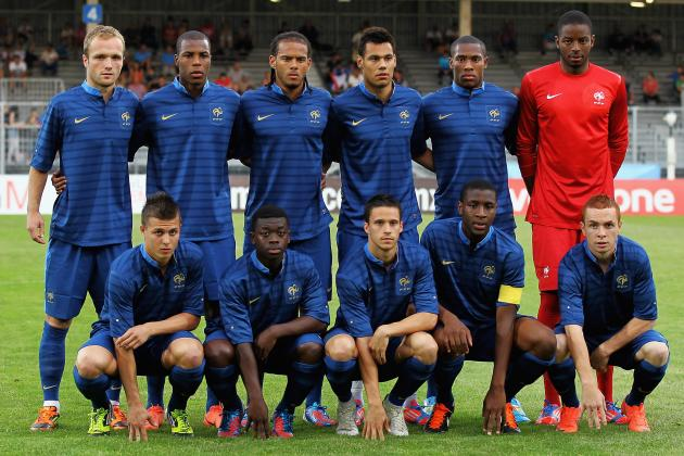 10 Hottest Teenage Prospects in French Football