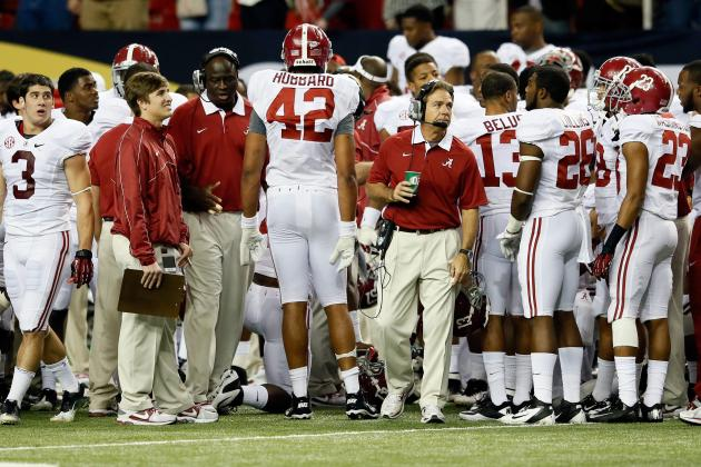 SEC Football: Grading Each Coaching Staff's Performance in 2012