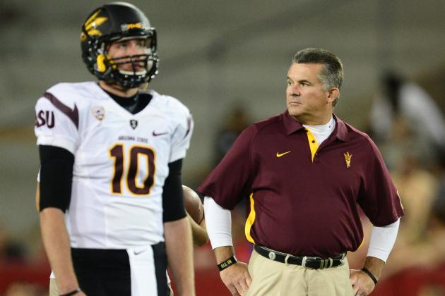 Arizona State Football: 10 Keys to Victory for the Sun Devils over Navy