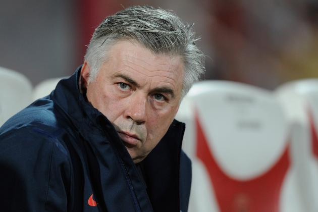 PSG: Top Managerial Candidates to Replace Carlo Ancelotti