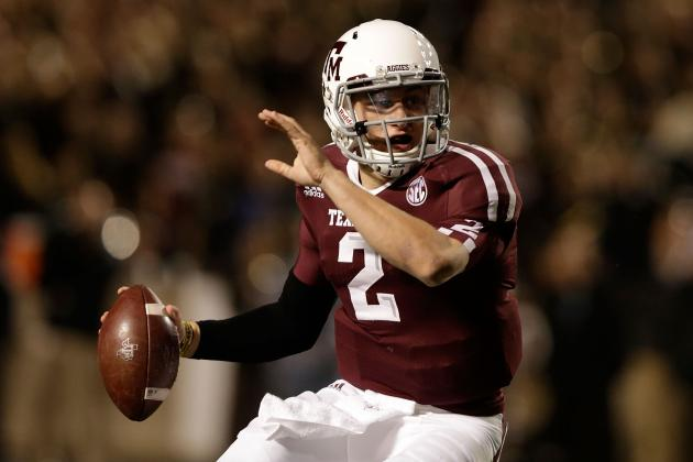 Why All Heisman Voters Must Look Past Johnny Manziel Being a Freshman
