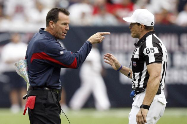 Power Ranking Every Head NFL Official