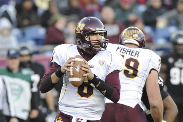 2012 Little Caesars' Bowl CMU vs. W. Kentucky: TV Info, Predictions and More