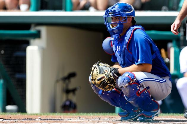 Ranking the Top 10 Prospects in the Toronto Blue Jays' Farm System