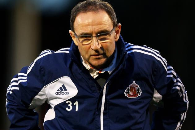Why Martin O'Neill Will Be the Next Premier League Manager Sacked