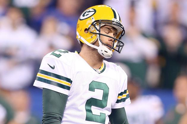 Mason Crosby and the Weakest Link of Each Playoff Contender
