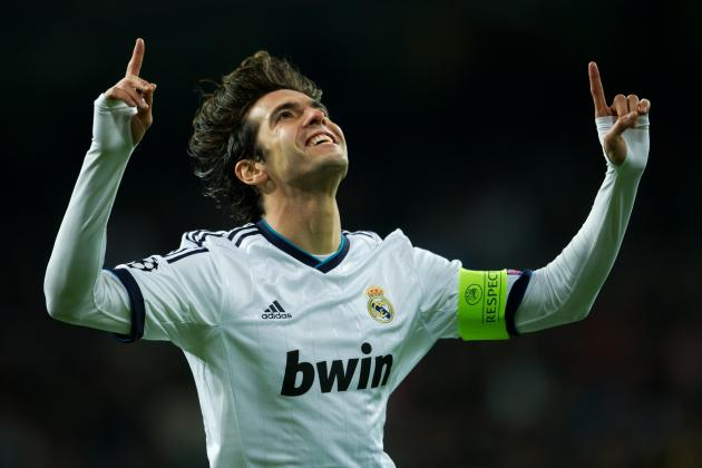 Kaka to LA Galaxy Transfer Rumour: Tracking the Evolution of the Story