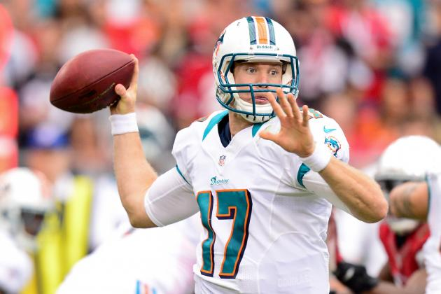 7 Positive Lessons the Miami Dolphins Can Take Out of the 2012 Season