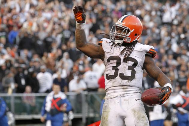 Trent Richardson and the NFL's 8 Most Disappointing Rookies of 2012