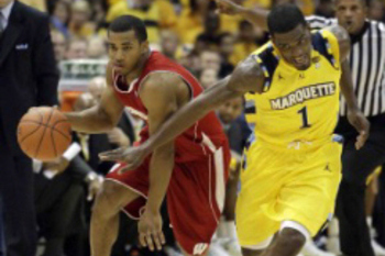 Marquette vs. Wisconsin: Comparing Starting Lineups of Rivals for Game Saturday