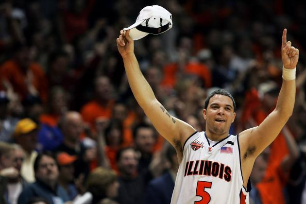 Illinois Basketball: All-Time Greatest NBA Players