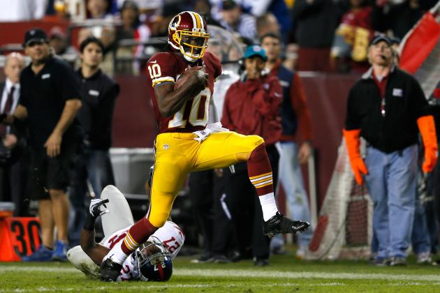 5 Records Robert Griffin III Could Still Shatter