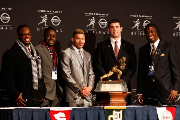 Heisman Finalists: Klein, Manziel and Te'o Represent Closest Race in a Decade