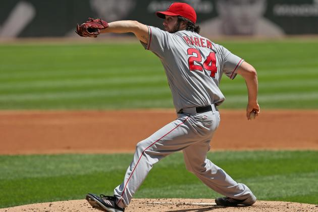 5 Reasons Dan Haren Is the Perfect Free Agent Fit for the San Diego Padres