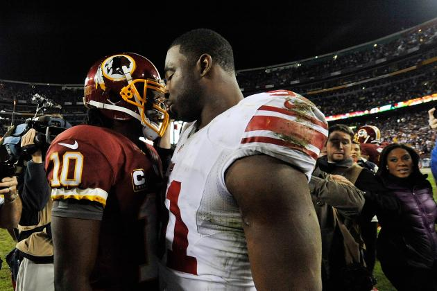 Giants vs. Redskins: What We Learned from Big Blue's 17-16 Loss in D.C.