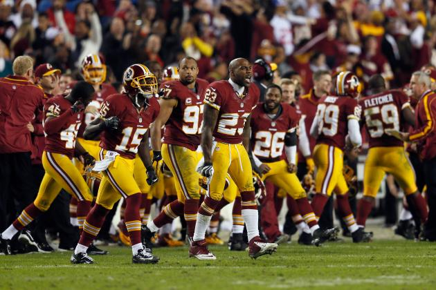3 Reasons the Washington Redskins Are the NFC East's Best Team