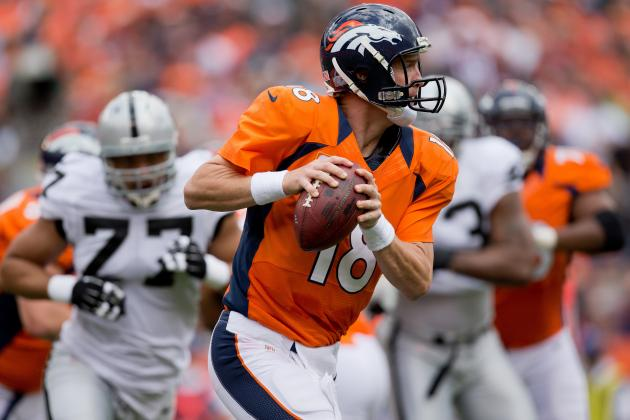 Fantasy Football: Peyton Manning Leads Early Guide to Week 14 Success