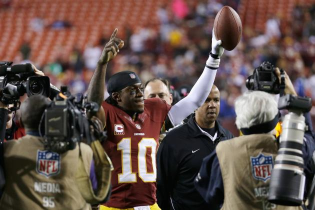 Washington Redskins: Positive Lessons to Take Out of 2012 Season